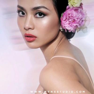 Asian bridal makeup look Atlanta makeup Artist Mimi J