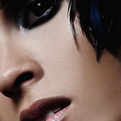 smokey eye nude lips Atlanta makeup artist Mimi J