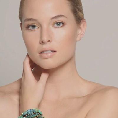 jewelry photo shoot Atlanta makeup artist Mimi J