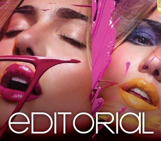 View Atlanta Editorial Photo Shoot Film Makeup Artist Photography Portfolio.