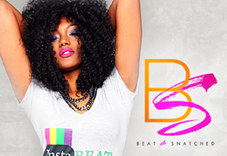 Click here to Buy our Beat & Snatched sexy women's tee. THE MAKEUP MOVEMENT!