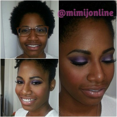 atlanta makeup artist transformation 12 Mimi J