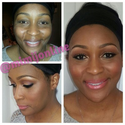 atlanta makeup artist transformation Mimi J 14