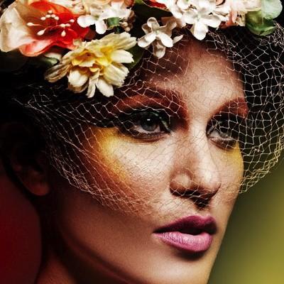editorial makeup class with Atlanta Makeup artist Mimi J