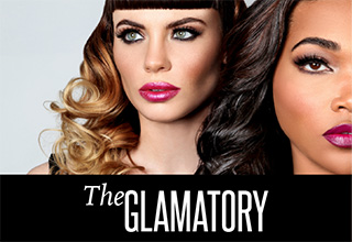 Click here to go to The Glamatory, Atlanta's Pro Makeup Artist Store.