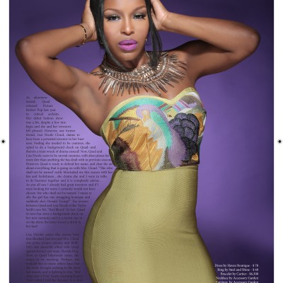 Kontrol Magazine Quad makeup artist Mimi J Atlanta GA
