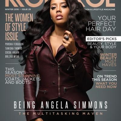 kontrol magazine cover makeup artist MiMijonline