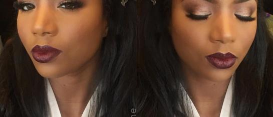 atlanta bridal makeup slay
