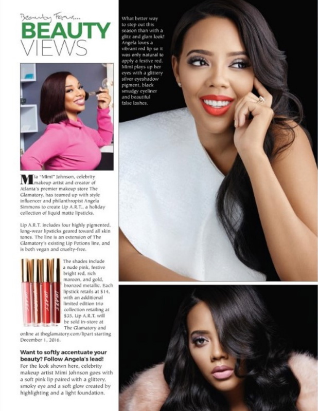 BIO – Atlanta Makeup Artist MiMi J Online
